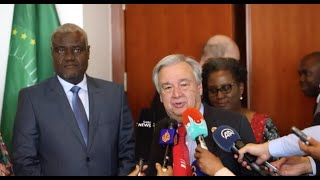 African Union – United Nations