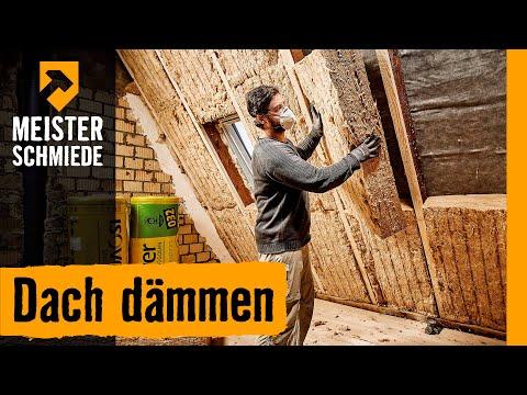 Dach dämmen | HORNBACH Meisterschmiede
