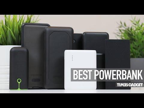 Ecco alcune delle MIGLIORI POWERBANK in commercio.