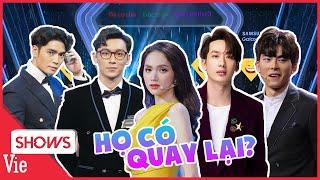 Liệu ai trong dàn cực phẩm từng nên duyên với Hương Giang sẽ xuất hiện trong tập đặc biệt tuần này?