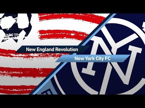 Highlights: New England Revolution vs. New York City FC | October 15, 2017