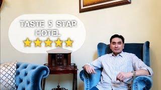 TASTE OF 5 STARS HOTEL    dickysumarsono