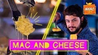 Mac And Cheese: Aprenda A Fazer Receita Americana Com MUITO Queijo 🧀 | Mohamad No Nhac
