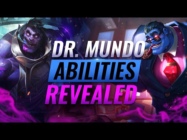 League of Legends patch 11.12 official notes finally brings reworked Dr. Mundo and massive changes to Aphelios