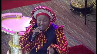 Chioma Jesus @ Champions Cathedral Day 3