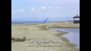 preview picture of video 'Maccarese - Così si distrugge la natura'