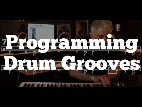 How To Program Drum Grooves