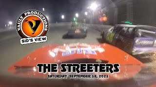 SID'S VIEW   09.18.21   The Streeters