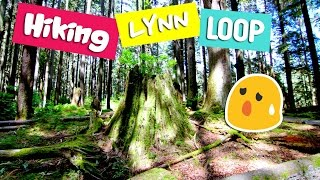 A Day Out - Hiking Lynn Headwaters Park! Vlog #32