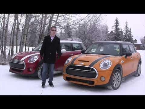 Mini 5-Doors Review: Cooper vs Cooper S - The Tvo Show