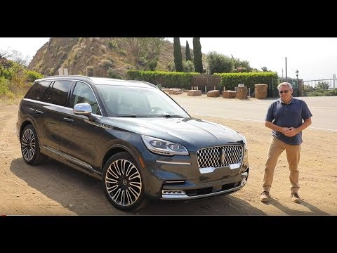 External Review Video 23taGzPOLkI for Lincoln Aviator & Aviator Grand Touring Crossover SUV (2nd gen)