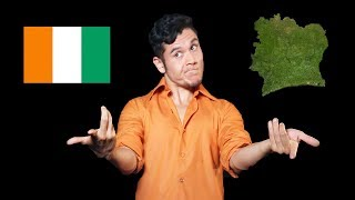 Geography Now! Ivory Coast (Côte D'ivoire)