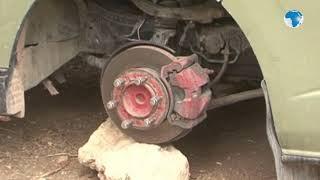 Police unravel an alleged stolen car syndicate in Garissa