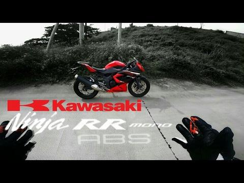 Bukan Review Kawasaki Ninja 250 RR Mono   Enteng!