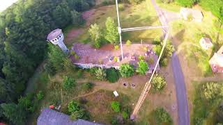 FPV 402 - AREA51 Freestyle Fun, Dance to the Musik