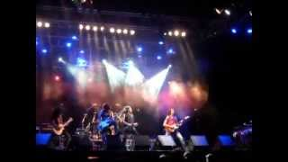 ANKHARA - Desmasiado Tarde - 12-07-2013 - Rock Arena (San Fulgencio-Alicante)