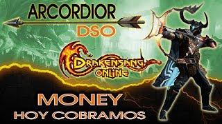 Drakensang Online - Money, hoy cobramos