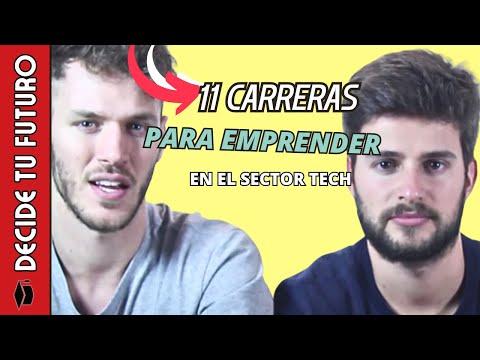 11 MEJORES CARRERAS PARA SER EMPRENDEDOR DE ÉXITO