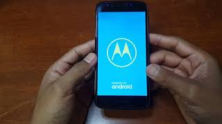 Motorola Moto E5 cruise factory restore, hard rest, forgot your pattern or pin code.