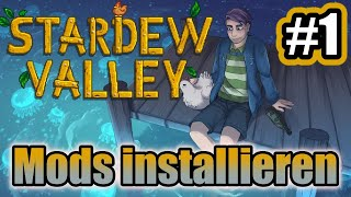 Stardew Valley Mods Installieren