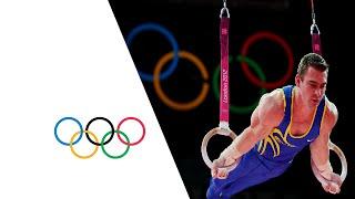 Arthur Zanetti Wins Mens Artistic Rings Gold -- London 2012 Olympics
