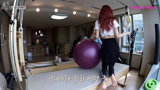 Rosé BLACKPINK Workout Routine