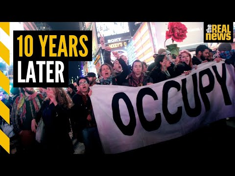 Something broke open: Occupy Wall Street 10 years later