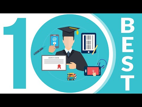 10 BEST ONLINE LEARNING SITES 2020 & 2021 | Free Online Courses & Paid Online Courses!