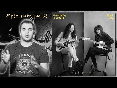 Courtney Barnett & Kurt Vile - Lotta Sea Lice - Album Review