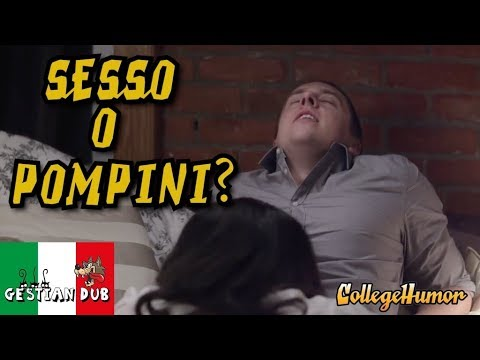 Cena video di schiava del sesso