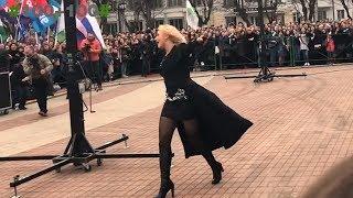 Новый президент! Орбакайте спела а Нахушев отказался петь??? бодибилдинг 100+100 Нальчик КЗМ 60