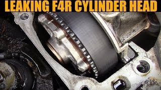 2004 Renault Clio: Diagnosing Upper F4R Oil Leak. Do You Agree?