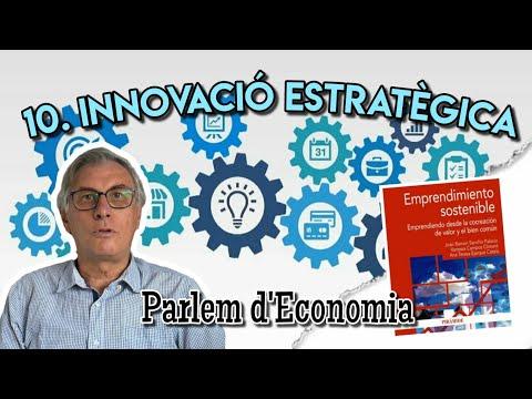 10 - La innovación estratégica[;;;][;;;]