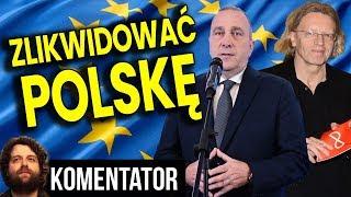 Zlikwidować Polskę – Poseł Koalicji Obywatelskiej Chce Zastąpić Unijnym Tworem – Analiza Komentator