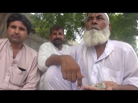 65-летний Лиакват из Пакистана ест камни с 53 лет