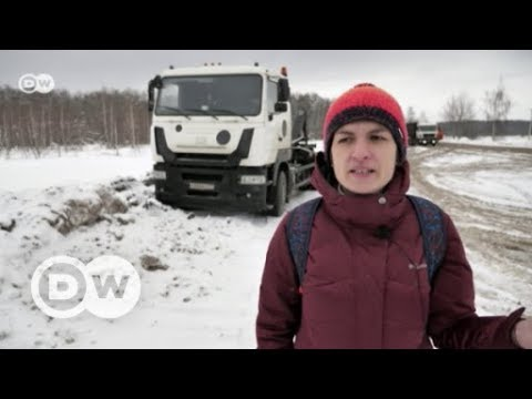 Russians protest against garbage | DW English