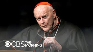 Pope defrocks ex-Cardinal Theodore McCarrick over sexual abuse