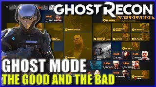 12 THINGS YOU DIDN'T KNOW ABOUT GHOST MODE - Ghost Recon Wildlands