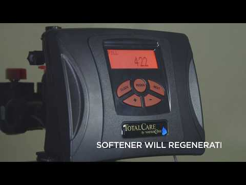 Regenerating your equipment will return it to full capacity. If you are experiencing problems with your equipment, triggering a regeneration cycle may help.