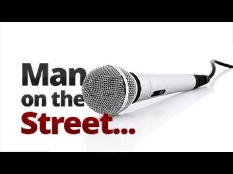 The Vortex —  Man on the Street...