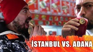 ADANA VS. İSTANBUL ; 22 TL'ye Tıka Basa Doyduk!!