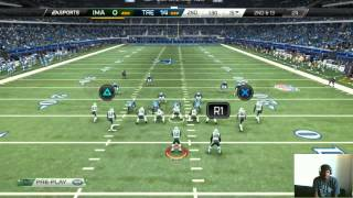 Madden 25 Ultimate Team - I GOT WHOOPED! | Next Gen PS4 Gameplay