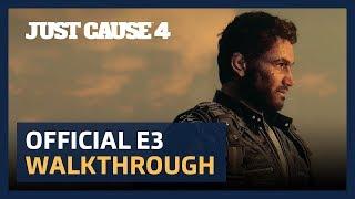 presentazione del gameplay all'E3 2018