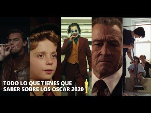 , title :'Todo lo que debes saber sobre los premios Oscar'