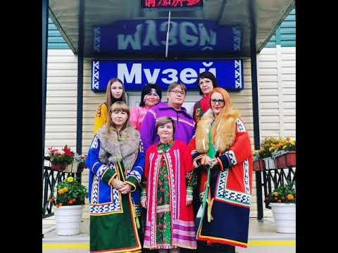 Участие в поселковом фестивале национальных культур