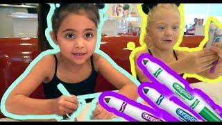 3 Marker Challenge Barbie Doll Makeover TRANSFORMATION!