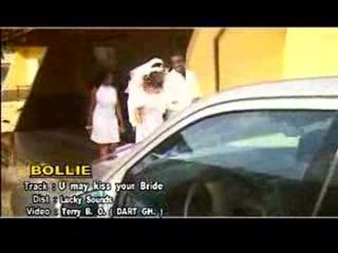 Bollie - 'You May Kiss The Bride'