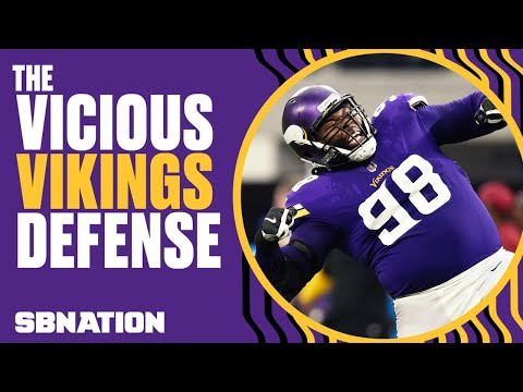 The Vikings defense is keeping them in the hunt for the Super Bowl