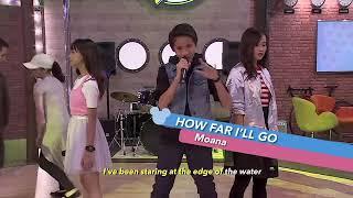 Club Mickey Mouse Malaysia- 'How Far I'll Go' |