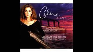 Celine Dion - My Heart Will Go On (Instrumental)